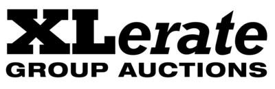 XLerate Group Auction Corporate logo (PRNewsfoto/XLerate Group)