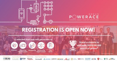 PowerACE 2021 start-up pitching competition registration is now open!