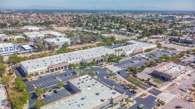 SKB acquires Chandler Business Center, a 106,892 square foot industrial and flex building, located in Chandler, Arizona.