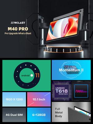 Teclast M40Pro Features