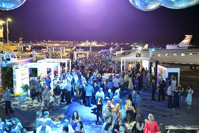 Sheltair Aviation is hosting its 15th annual Wings Wheels Water event at their Fort Lauderdale-Hollywood International Airport hangar and terminal on October 26th, 2021. This signature event kicks off the world renowned Fort Lauderdale International Boat Show (FLIBS). For more information, please visit wingswheelsandwater.com.