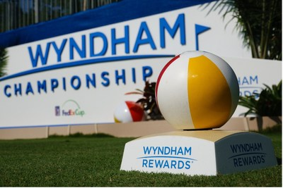 The Wyndham Championship returns to Sedgefield Country Club this week, welcoming back fans with a chance to win their share of up 100 million Wyndham Rewards points.